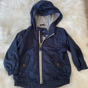 Boy's Baby Gap Hooded Jacket